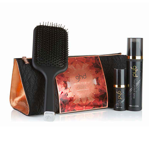 ghd brush + produkt set