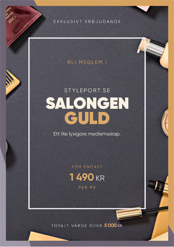 Salongen guld produktbild